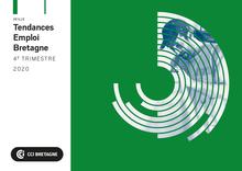 Couv Tendances Emploi Bretagne 4e trimestre 2020
